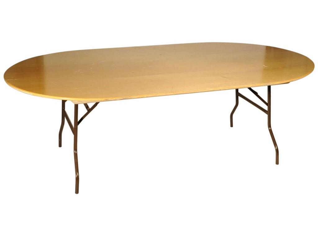 table d 39 honneur ovale 11 couverts x ml. Black Bedroom Furniture Sets. Home Design Ideas